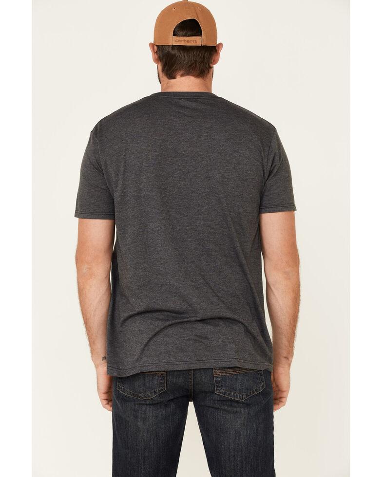 Levi's Men's Charcoal Heather Original Logo Graphic T-Shirt , Charcoal, hi-res