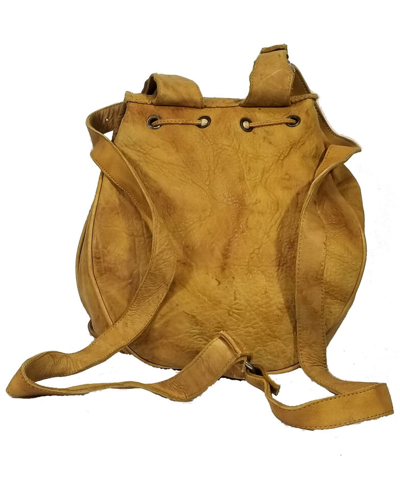 Kobler Leather Women's Coby Backpack, Tan, hi-res