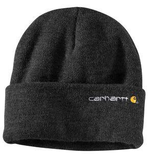 Carhartt Wetzel Watch Hat, Black, hi-res