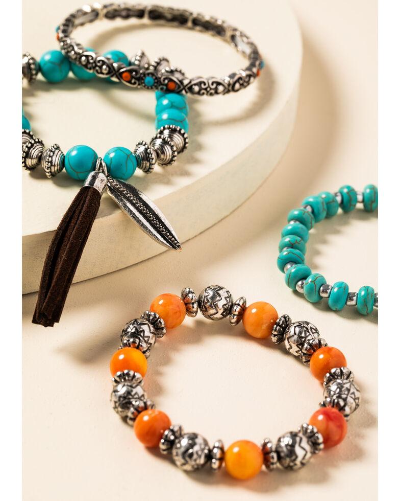 Shyanne Women's In The Oasis Stretch Bracelet Set , , hi-res
