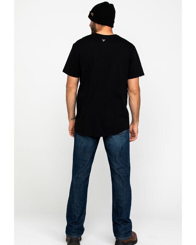 Ariat Men's FR M4 Jett Duralight Low Stretch Boot Work Jeans , Indigo, hi-res