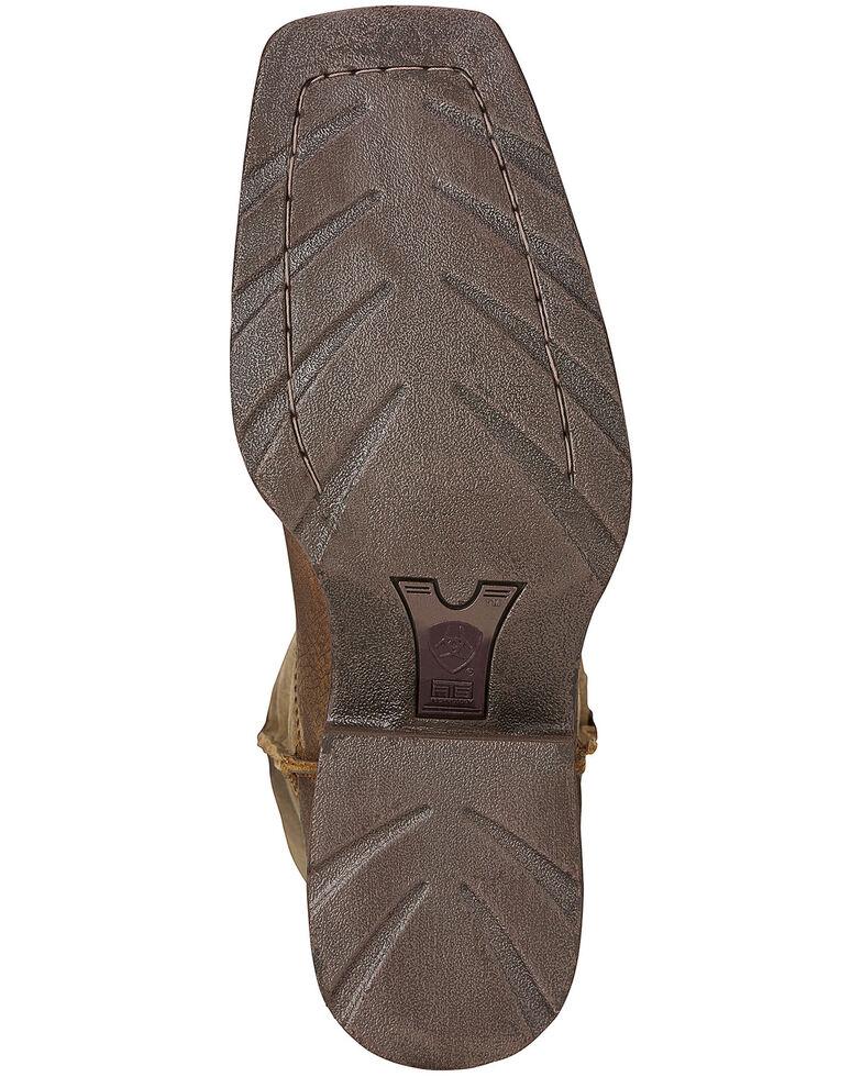 Ariat Rambler Cowboy Boots - Square Toe, Earth, hi-res