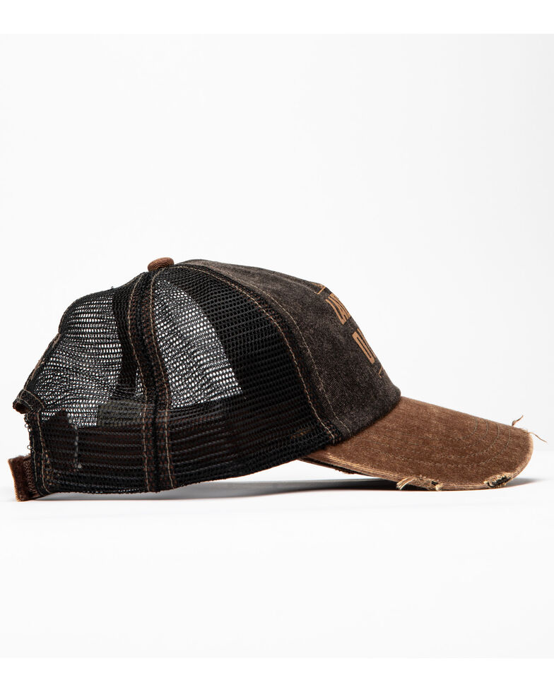 Idyllwind Women's Ladies Love Outlaws Ball Cap, Brown, hi-res