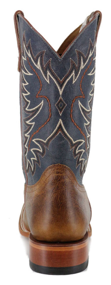 Cody James Men's Montana Western Boots - Wide Square Toe, Brown, hi-res