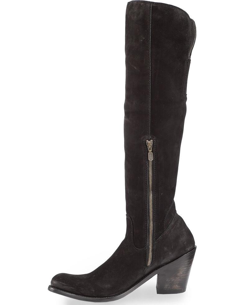 Liberty Black Women's Black Soho Boots - Pointed Toe , Black, hi-res
