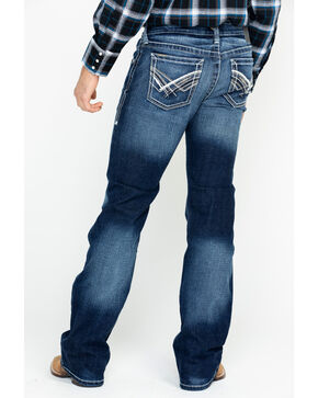 Ariat Men's Colton Cadet Jeans, Indigo, hi-res
