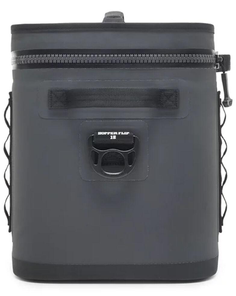 Yeti Hopper Flip 18 Charcoal Cooler, Charcoal, hi-res