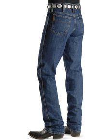 Cinch Jeans - Bronze Label Slim Fit - Big & Tall, Dark Stone, hi-res