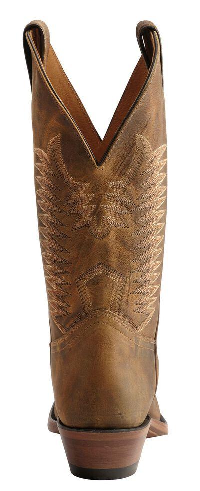 Boulet Cowboy Boots - Medium Toe, Amber Brn, hi-res