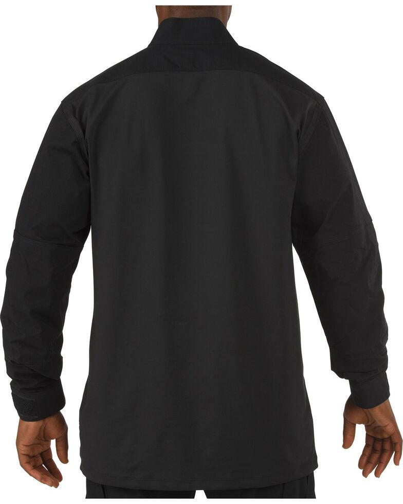 5.11 Tactical Stryke TDU Rapid Long Sleeve Shirt - 3XL, Black, hi-res
