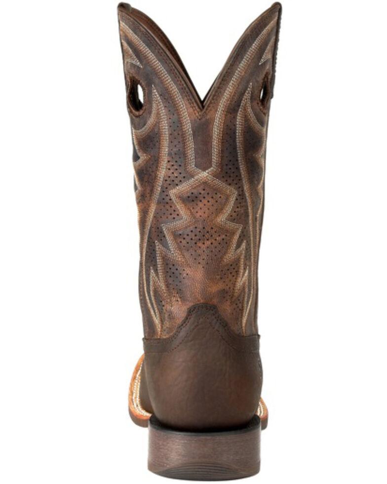 Durango Men's Brown Rebel Pro Ventilated Western Boots - Square Toe, Brown, hi-res