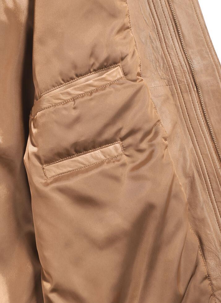 Scully Premium Lambskin Jacket, Cognac, hi-res