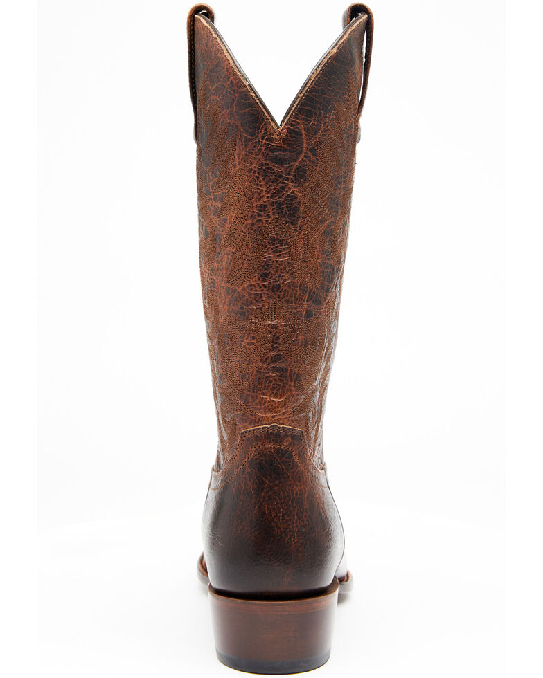 Cody James Men's Addison Western Boots - Round Toe, Brown, hi-res