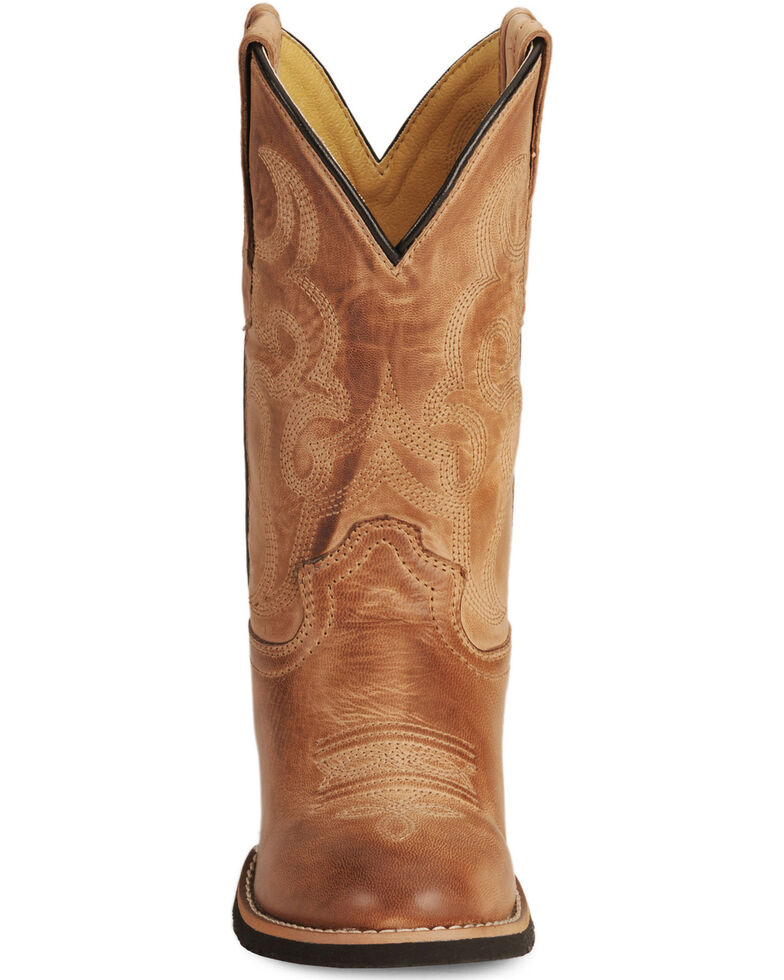 Smoky Mountain Toddlers' Boys' Showdown Cowboy Boots, Bomber, hi-res