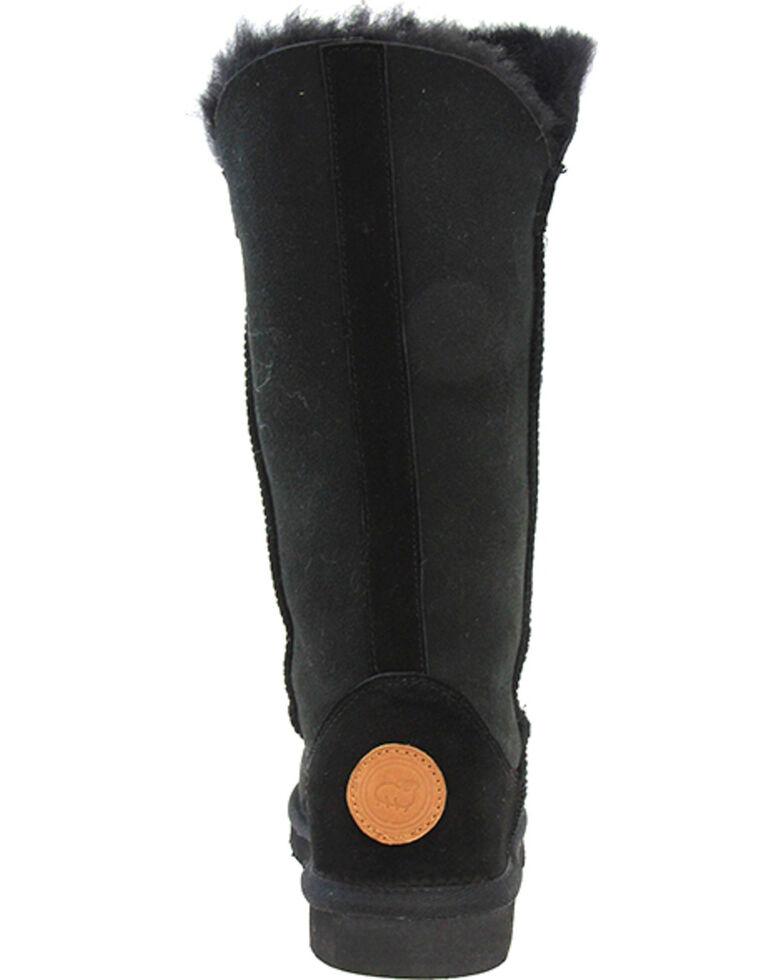 """Lamo Footwear Women's Liberty 12"""" Boots , Black, hi-res"""