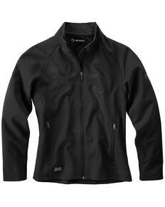 Dri Duck Women's Contour Softshell Jackets - Plus Size, Black, hi-res