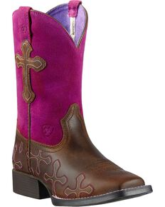 7ca7ea97f4d Kids' Ariat Boots - Country Outfitter