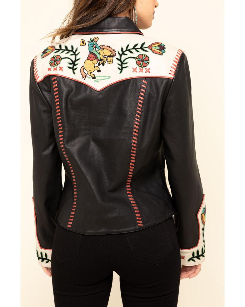 Double D Ranch Women's Black Cass Jacket, Black, hi-res