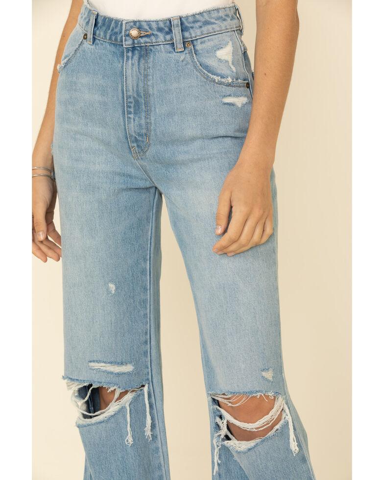 Rolla's Women's Sophie East Coast Flare Jeans, Blue, hi-res
