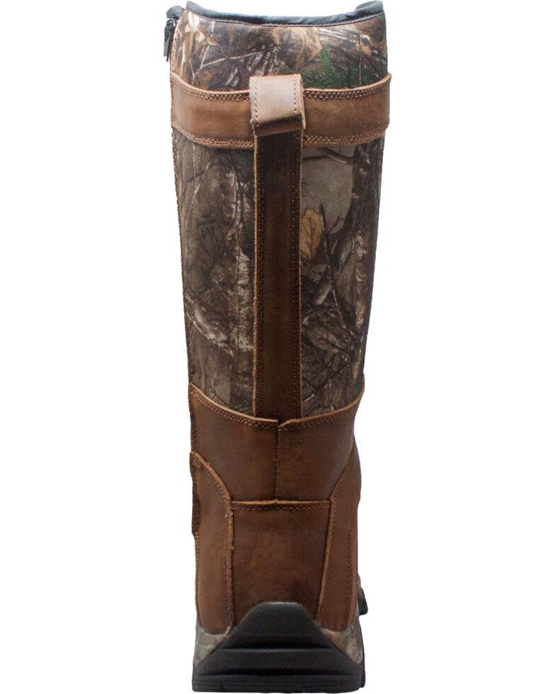 "AdTec Men's 15"" Real Tree Waterproof Snake Bite Boots , Camouflage, hi-res"