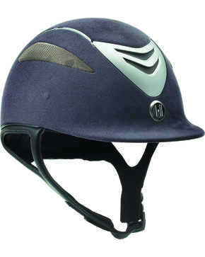 One K Defender Suede Helmet, Grey, hi-res