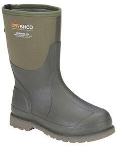 Dryshod Men's Sod Buster Mid Boots, Grey, hi-res