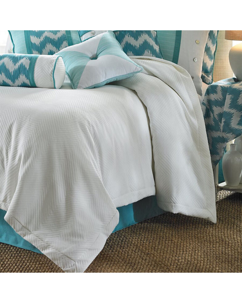 HiEnd Accents Super Queen Catalina Duvet Cover, Multi, hi-res