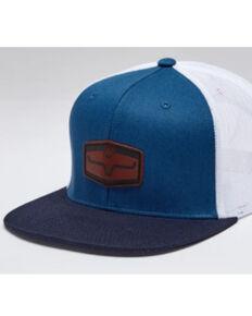 Kimes Ranch Men's Royal Blue Rays Premium Mesh-Back Ball Cap , Blue, hi-res