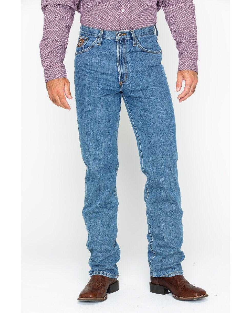 Cinch Jeans - Bronze Label Slim Fit - Big & Tall, Midstone, hi-res