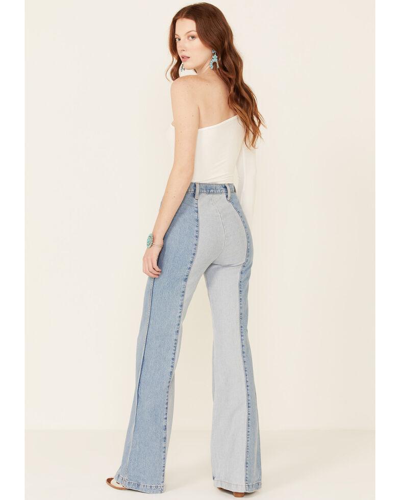 Wrangler Modern Women's Wanderer Flare Jeans, Multi, hi-res