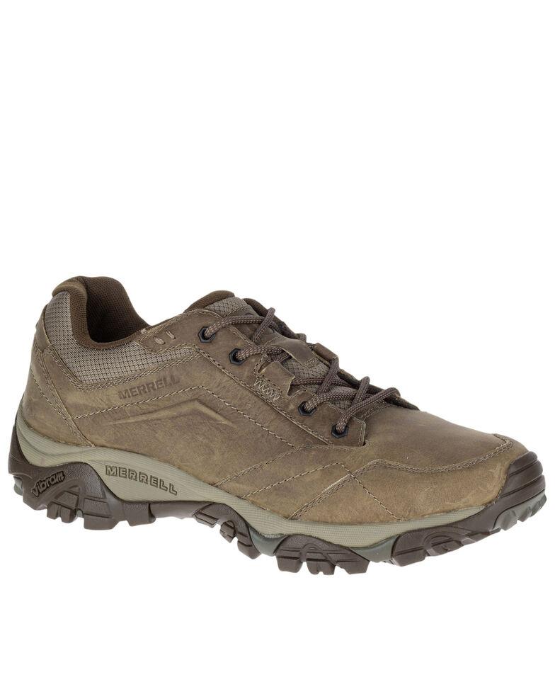 Merrell Men's MOAB Adventure Waterproof Hiking Boots - Soft Toe, Tan, hi-res