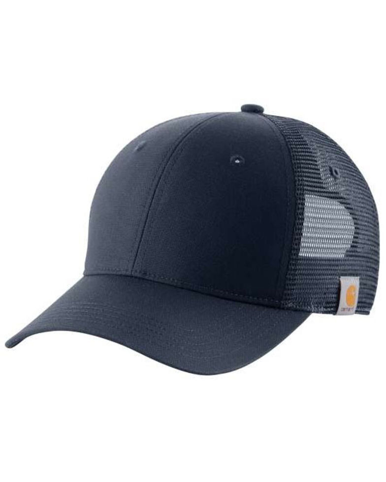 Carhartt Men's Navy Rugged Professional Series Cap , Navy, hi-res