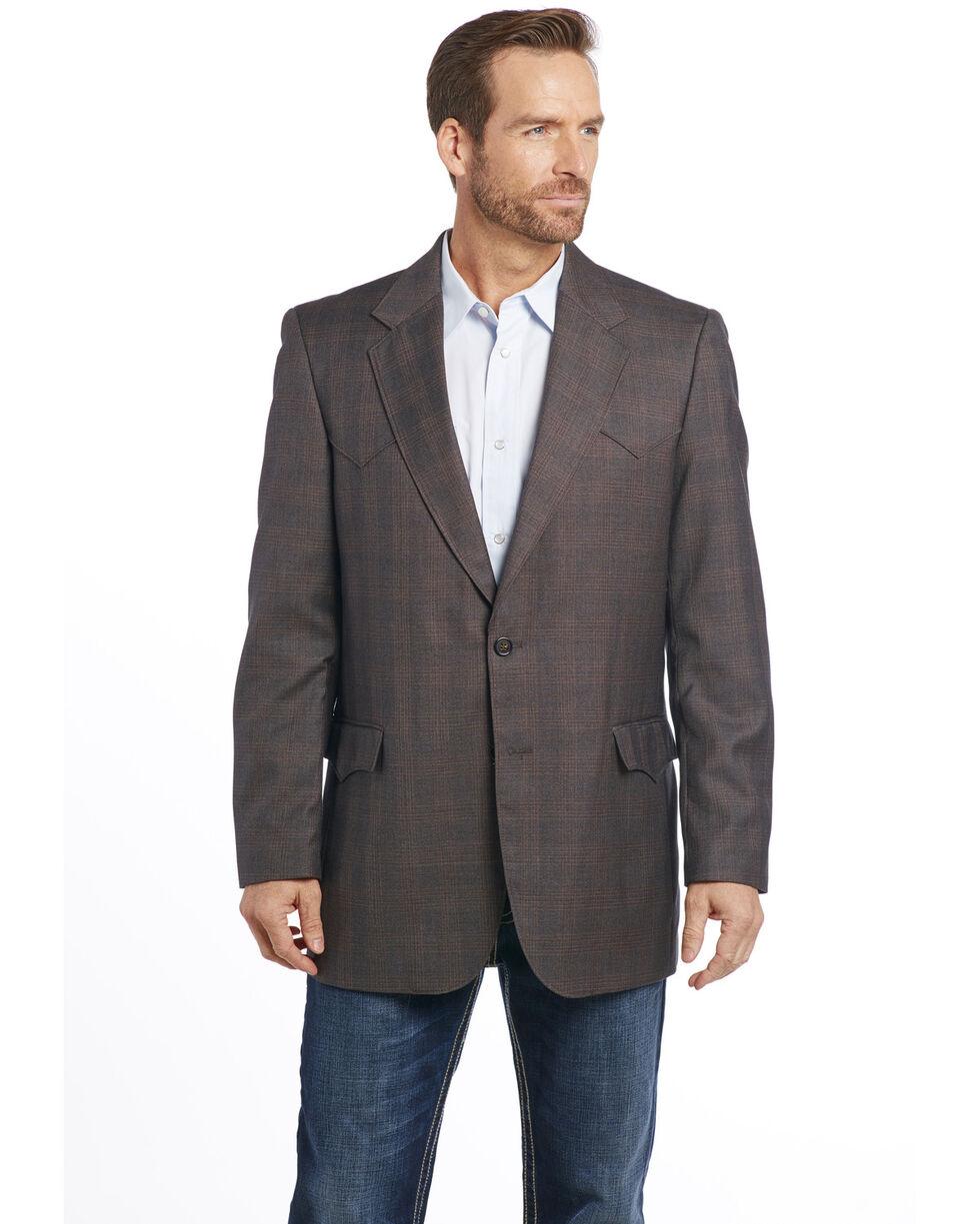 Circle S Men's Sable Sportcoat - Tall, Lt Brown, hi-res
