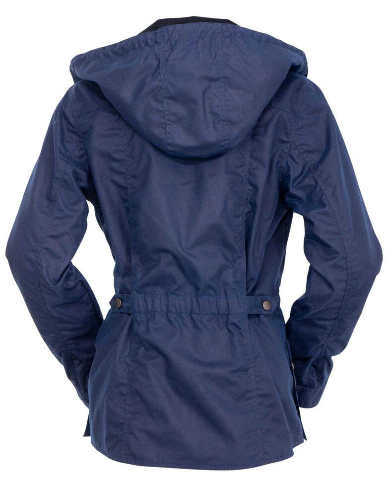 Outback Trading Co. Women's Navy Jill-A-Roo Jacket, Navy, hi-res