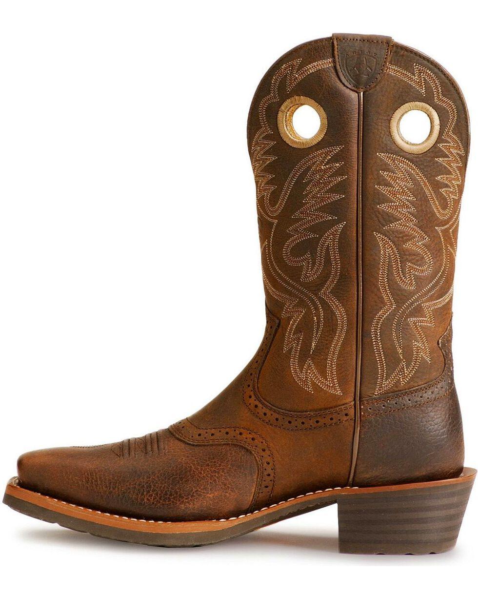 ARIAT Mens Heritage Roughstock Western Boot