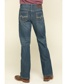 Cody James Men's Mid-Tier Rigid Relaxed Boot Jeans , Blue, hi-res