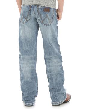 Wrangler Boys' (4-7) Retro Relaxed Fit Jeans - Boot Cut , Indigo, hi-res
