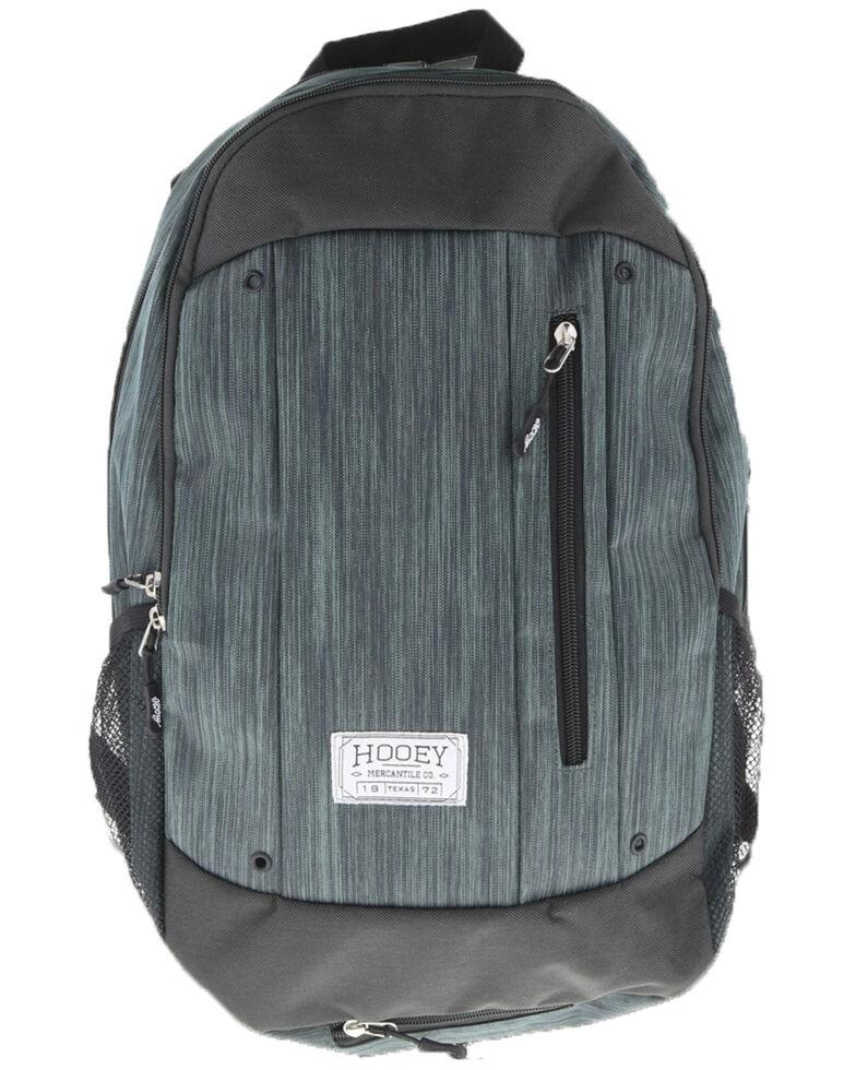 HOOey Multi Print Rockstar Backpack, Teal, hi-res
