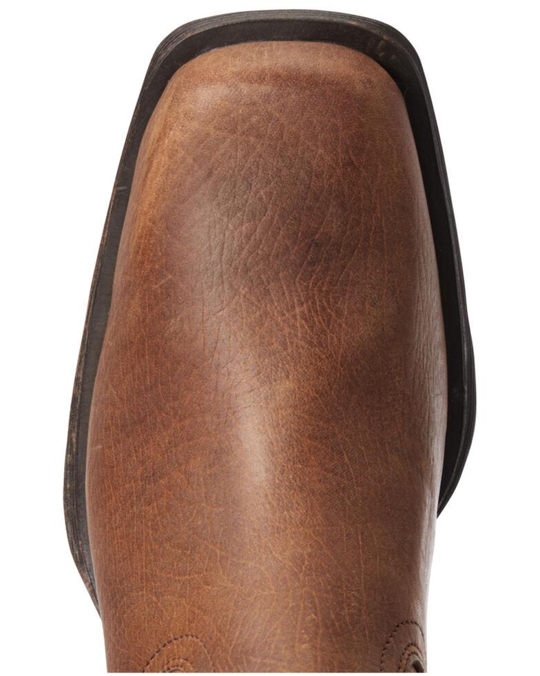 Ariat Men's Midtown Rambler Chelsea Boots - Square Toe, Brown, hi-res