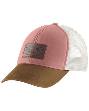 Carhartt Women's Bellaire Durable Quality Cap, Dark Red, hi-res