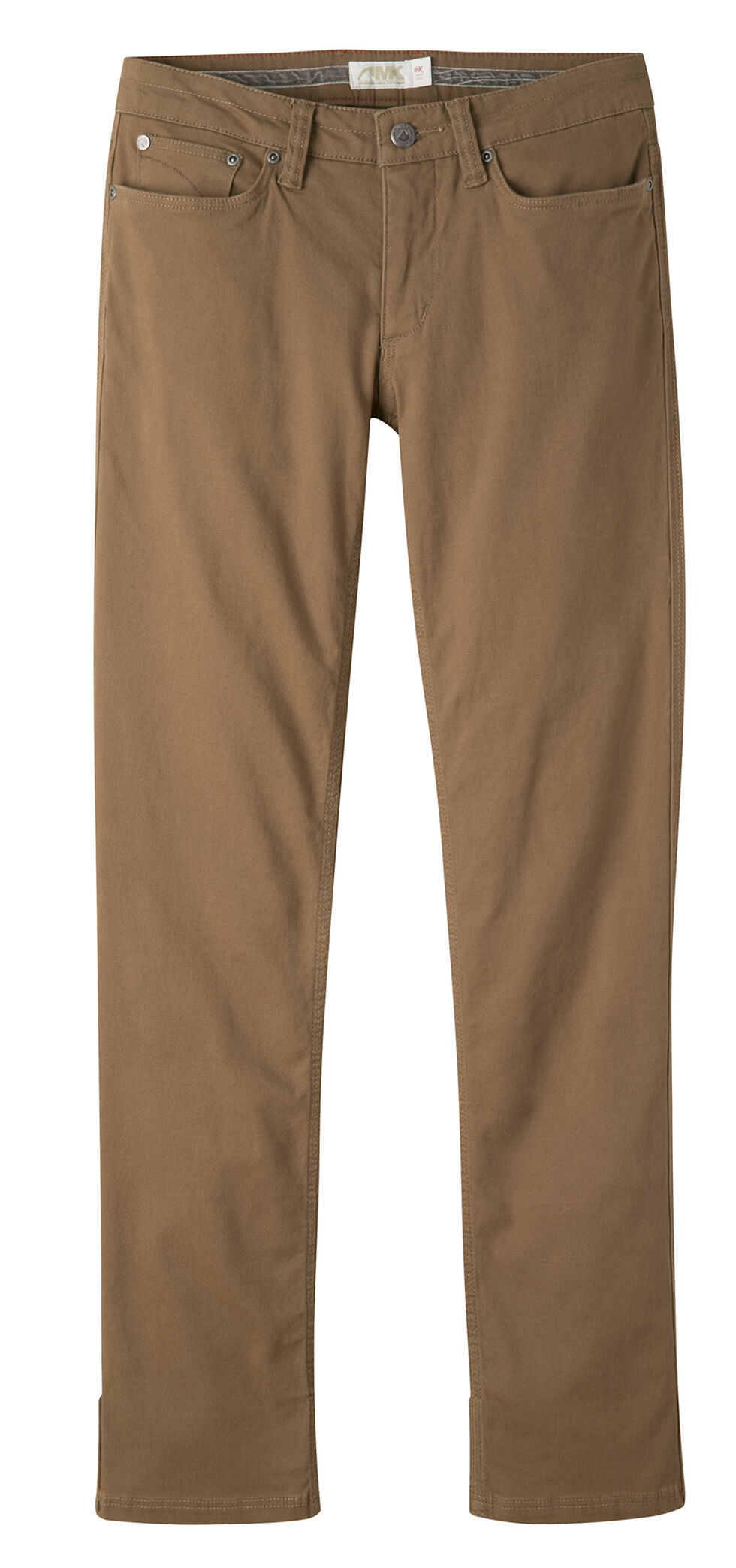 Mountain Khakis Women's Classic Fit Camber 106 Pants - Petite, Brown, hi-res