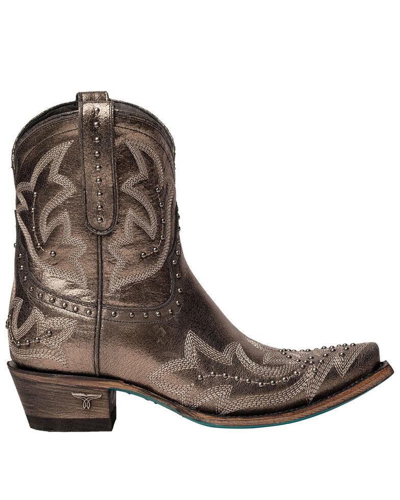 Lane Women's Saratoga Studded Western Boots - Snip Toe, Multi, hi-res