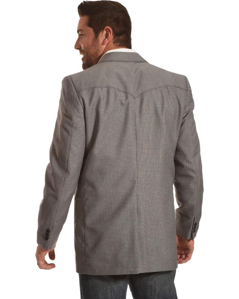 Circle S Men's Carson City Graphite Sport Coat - Reg & Long, Grey, hi-res