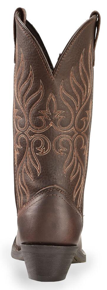 Laredo Women's Kelli Cowgirl Boots - Medium Toe, Chocolate, hi-res