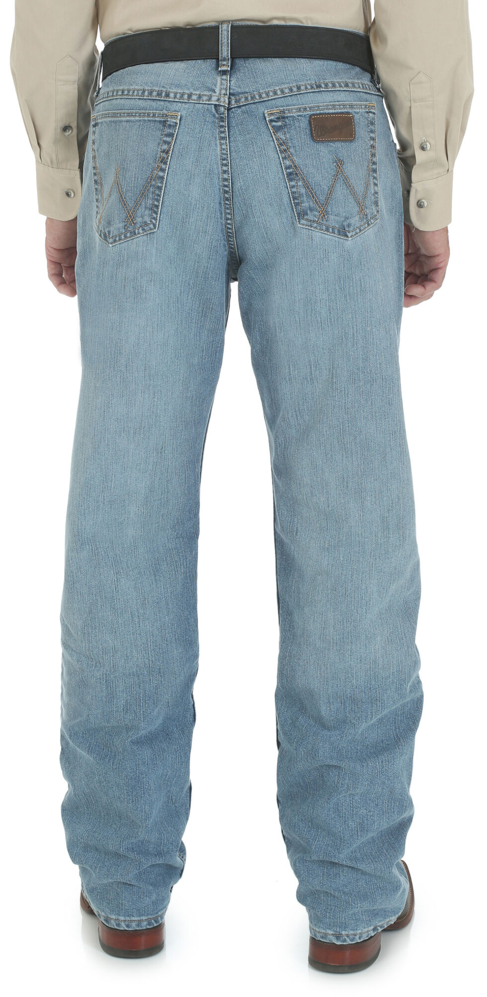 Wrangler 20X Cool Vantage Competition Fit Jeans - Ocean Blue, Denim, hi-res