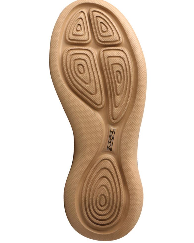 Twisted X Women's Olive Slip On - Moc Toe, Olive, hi-res