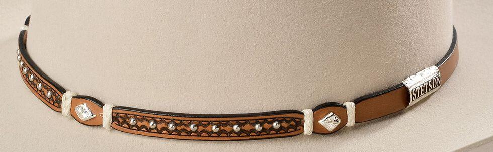 Stetson 6X Monterey Fur Felt Cowboy Hat, Silverbelly, hi-res