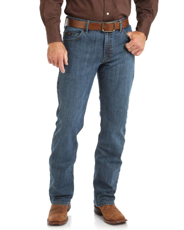 Wrangler 20X Men's Stone Blue Slim Competition Jeans , Blue, hi-res