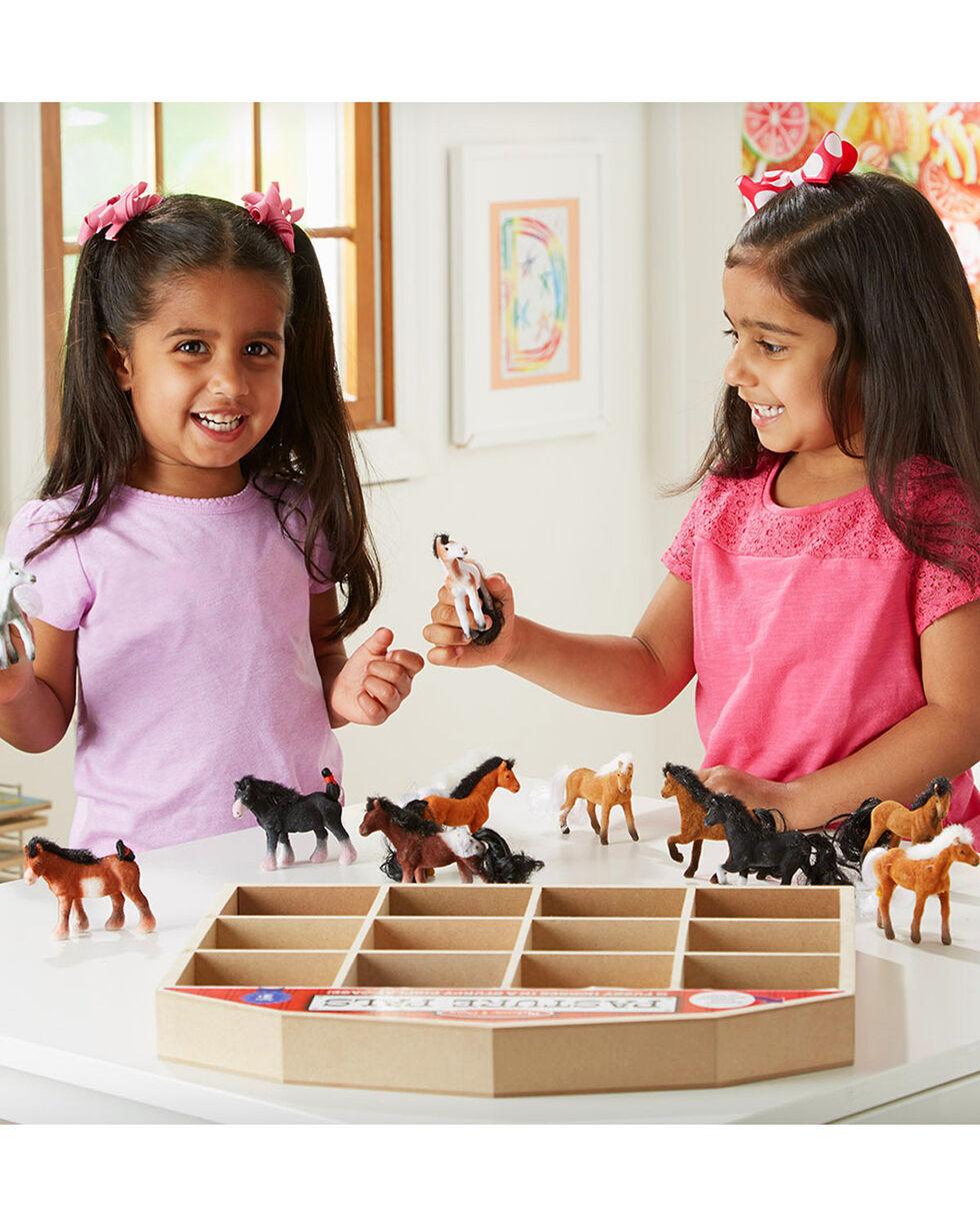 Melissa & Doug Pasture Pals Collectible Horses, No Color, hi-res