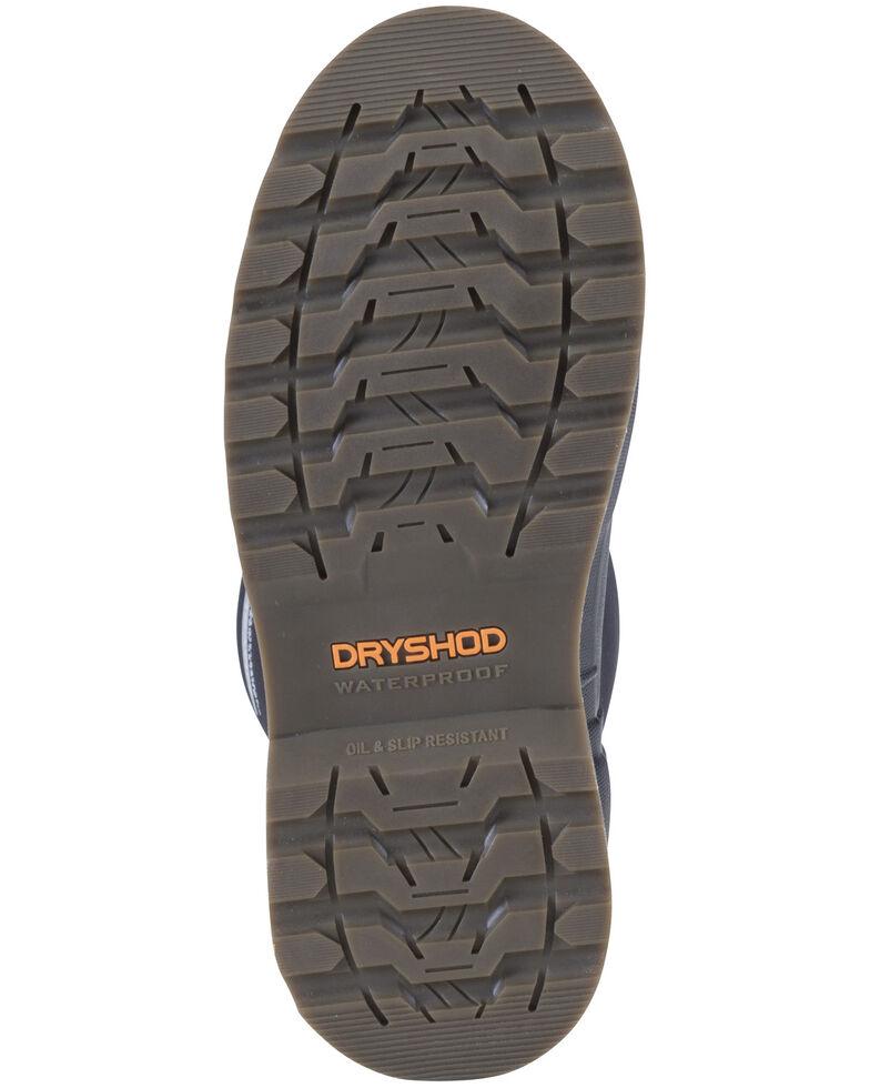 Dryshod Women's Gurley II Work Boot , Black, hi-res